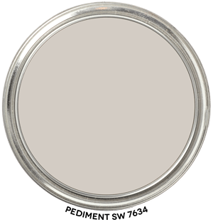 Pediment 7634 by Sherwin-Williams Paint Blob