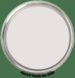 Paint Blob Mauve-Tinge-SW-6280