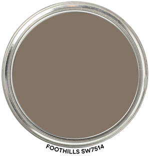 Paint Blob Foothills 7514 by Sherwin-Williams