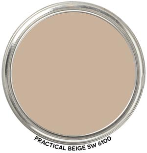 Paint Blob Practical-Beige-SW-6100