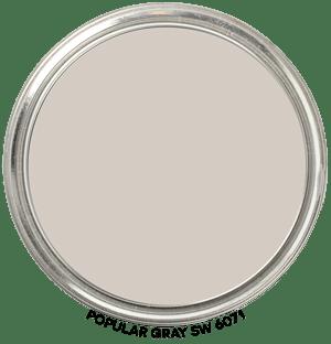 Paint Blob Popular-Gray-SW-6071