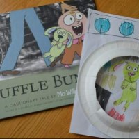 Knuffle Bunny! {storytime & craft}