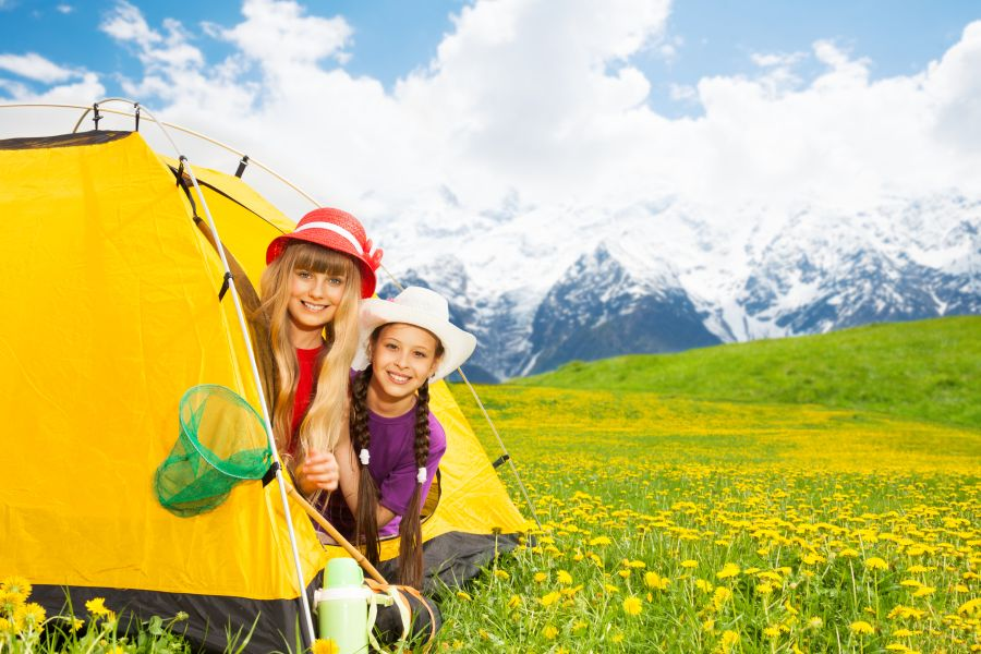 Choosing A Destination For Family Camping