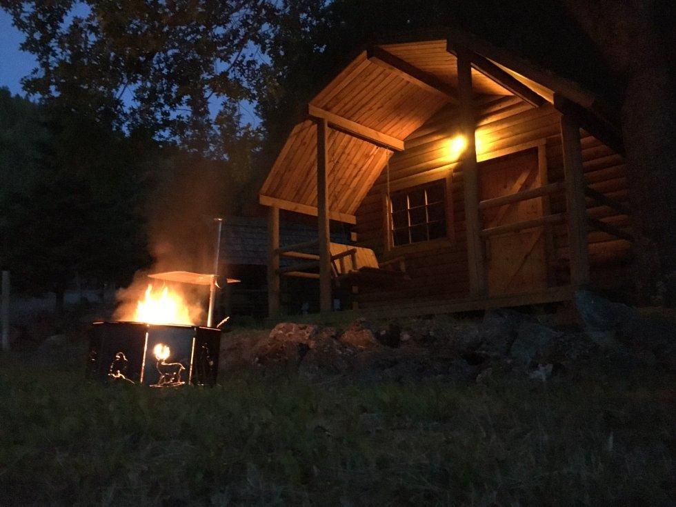 Campfire Cabin
