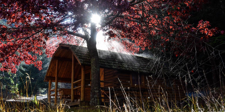 coeur d'alene scenic byway campground | lake coeur d'alene Wolf Lodge Bay idaho fall 1500x750