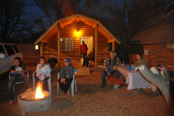 La Junta KOA:  family fun, rental vacation camping cabins,  (southeast Colorado)