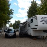 Red Mountain RV Park in Kremmling Colorado offers tent camping and RV sites