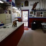 Group area clubhouse at Circle the Wagon RV Park (La Veta CO)