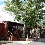 Estes Park KOA Colorado destination campground group pavilion