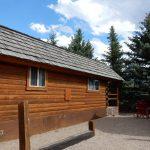 Estes Park KOA Colorado destination campground rental cabin