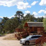 Estes Park KOA Colorado destination campground offers tent camping, RV sites and a variety of rental cabins
