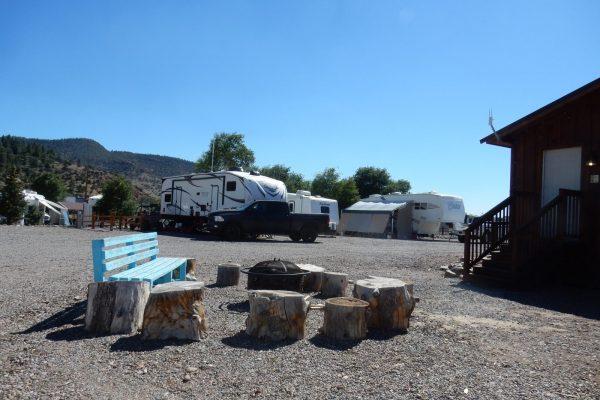 Aspen Ridge RV Park (South Fork) RV camp sites