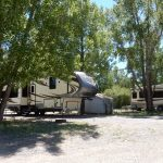 Pagosa Riverside Campground in Pagosa Springs Colorado (RV sites)