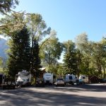 4J+1+1 RV Park in Ouray Colorado RV sites