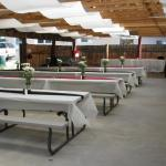 1600 sq ft covered pavilion for large groups