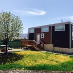 Junction West RV Park, in Grand Junction Colorado VACATION TINY HOUSE RENTAL