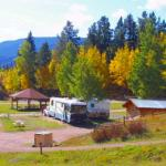 You can see why we're called Aspen Acres! You'll find us near Rye Colorado
