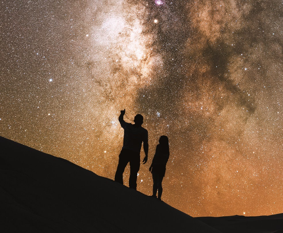 Stargazing in Colorado