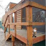 Cabins for rent at Cedar Creek RV Park! (Montrose Colorado)