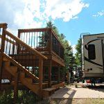 Estes Park KOA Colorado destination campground