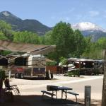 Choose from Standard, Deluxe, Premium, and Executive sites. Garden of the Gods RV Resort in Colorado Springs.