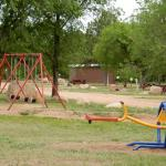 Great play area at Golden Eagle Campground Inc., in Colorado Springs