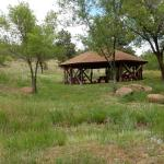 Great social area at Golden Eagle Campground Inc., in Colorado Springs