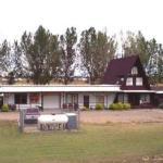 Our general store carries RV supplies and grocery items; we also fill propane bottles. (Greeley RV Park, Colorado)