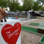 Mini golf and swimming, fun for all! (Loveland RV Resort ~ Loveland Colorado)