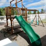 Lots of fun for kids at Monument RV Resort and Storage (Fruita, Colorado)