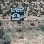 High Country RV Park in Naturita CO