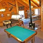 Great rec area at Sportsman's Campground & Mountain Cabins near Pagosa Springs Colorado
