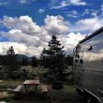 Amazing views at Sugar Loafin' RV Campground and Cabins in Leadville, CO