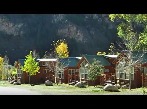 Glenwood Canyon Resort in Glenwood Springs CO