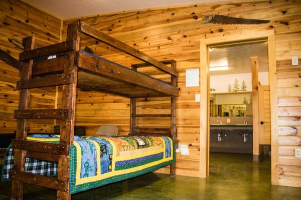 Inside cabin 2
