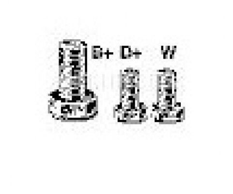 Lichtmaschine Atlas Bagger 2002,2502,2502B 24V/27A