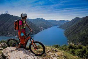 mountain bike sport val d'intelvi