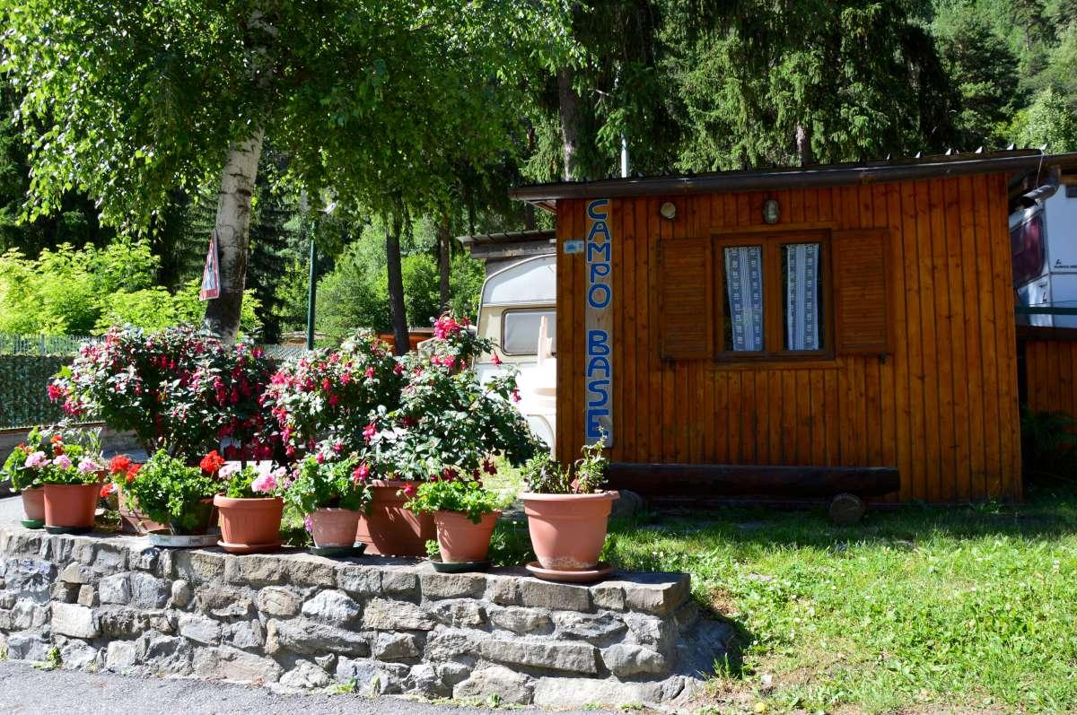 Campeggio du Parc Morgex AO  Per il tuo soggiorno ideale