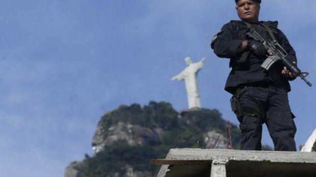Seguridad en Río