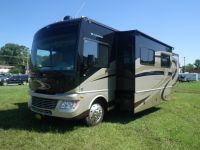 Fireplace equipped 2013 Bounder RV motorhoma for sale