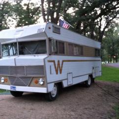 Winnebago Motorhome Sales Simple Diagram Of Dna Replication Vintage Classic 1969 Camper For Sale