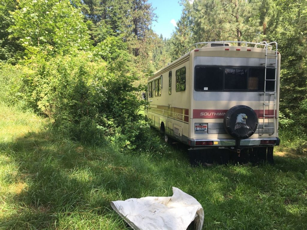Diagram For 1992 Fleetwood Bounder Rv Also 1988 Fleetwood Bounder