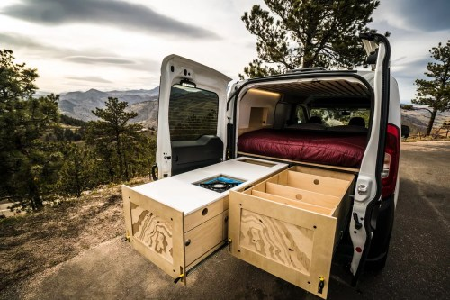 small resolution of van conversion kit