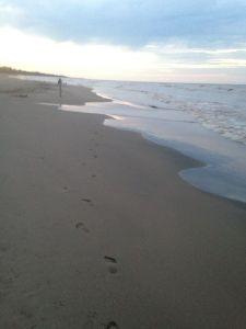 14 footprints