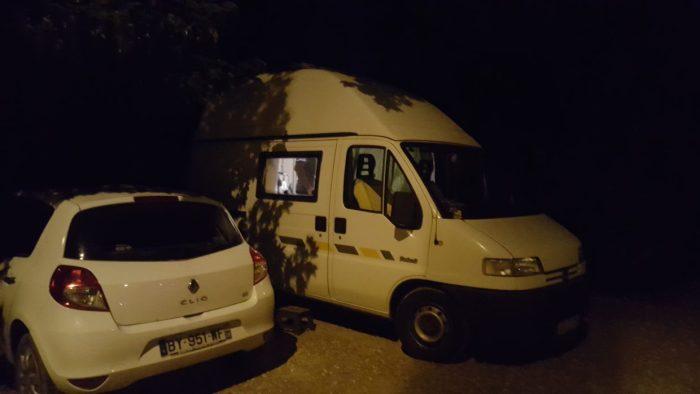 Übernachten mit dem Wohnmobil in der Stadt