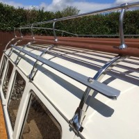 VW T5 Bolt On Awning Rail for Roof Rack - Camper Essentials