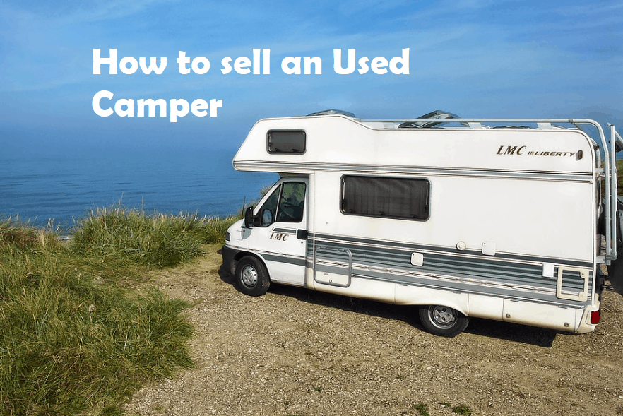 How to sell an old RV or Camper - Campergrid