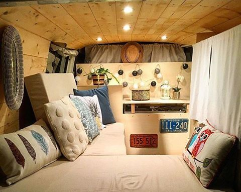 Awesome Camper Van Conversions That'll Inspire You To Hit The Road17