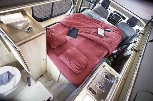 Awesome Camper Van Conversions That'll Inspire You To Hit The Road20