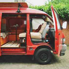 Awesome Camper Van Conversions That'll Inspire You To Hit The Road28